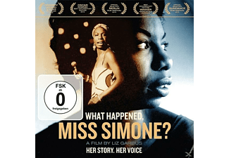 Nina Simone - What Happened, Miss Simone? - (DVD + CD)