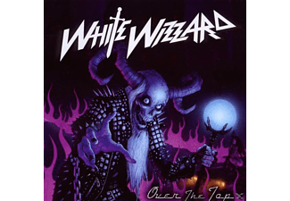 White Wizzard - Over The Top - (CD)