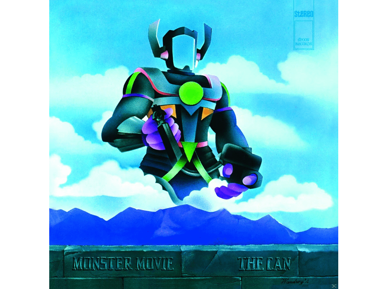 Can - Monster Movie (Lp+Mp3) [LP + Download]
