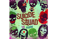 VARIOUS - Suicide Squad [CD]