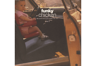 Funky Chicken: Belgian Grooves From The 70's-Part 2 LP