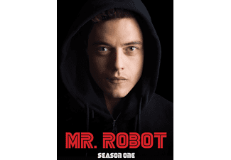 Mr Robot Seizoen 1 Blu-ray