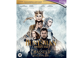 Huntsman - Winter's War Blu-ray