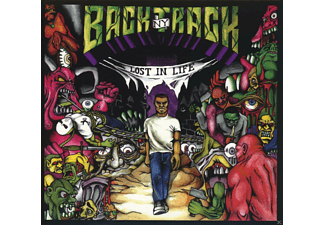 Backtrack - Lost In Life - (CD)