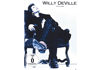 Willy Deville - Still Alive: The Berlin Concerts - (DVD)