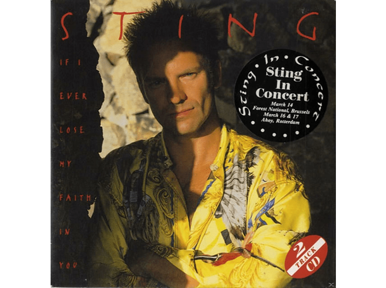 Sting - The Soul Cages (LP) [Vinyl]