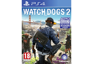 Watch Dogs 2 FR/NL PS4