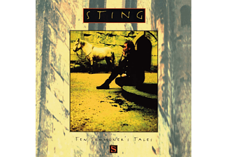 Sting - Ten Summoner's Tales  (LP) - (Vinyl)