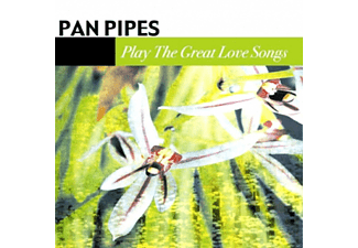 Pan Pipes - Pan Pipes Play the Great Love - (CD)