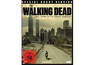 The Walking Dead - Staffel 1 (Limited Special Edition) - (Blu-ray)