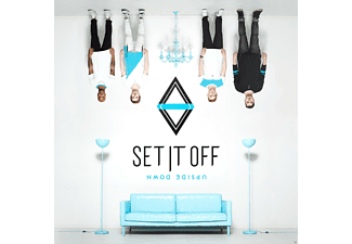 Set It Off - Upside Down - (CD)