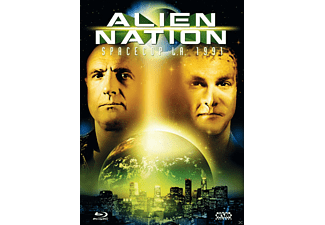 Alien Nation - Spacecop L.A. - (Blu-ray + DVD)