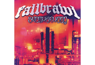 Fallbrawl - Brotherhood Ep - (CD)