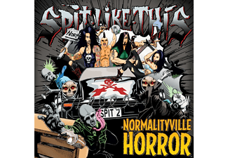 Spit Like This - Normalityville Horro [CD]