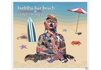 VARIOUS - Buddha-Bar Beach: Saint-Tropez - (CD)