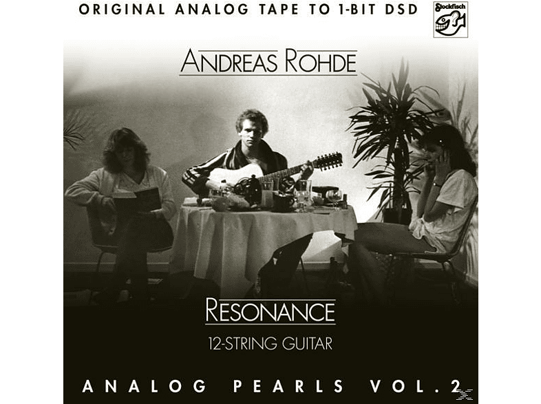 Andreas Rhode - Resonance-Analog Pearls Vol.2 [SACD Hybrid]
