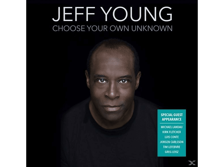 Jeff Young - Choose Your Own Unknown [CD]