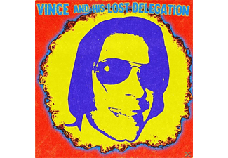 Vince & His Lost Delegation - Vince & His Lost Delegation - (Vinyl)
