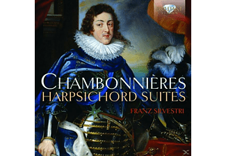 Franz Silvestri - Harpsichord Music - (CD)