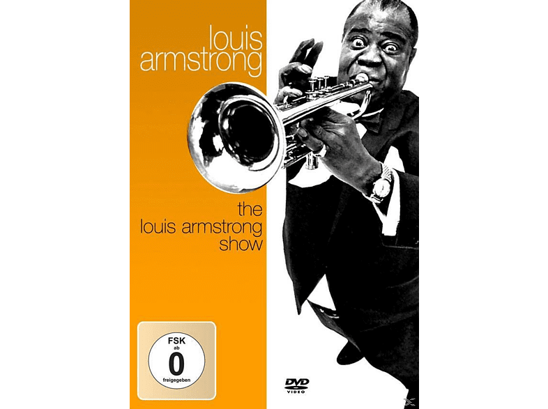 Louis Armstrong - The Louis Armstrong Show [DVD]