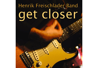 Henrik Freischlader B - Get Closer - (CD)