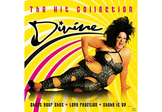 Divine - The Hit Collection - (CD)