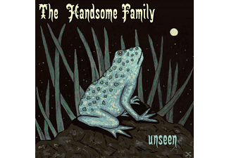The Handsome Family - Unseen (180 Gr.Transparent Green LP+MP3) - (LP + Download)