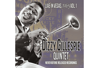 Dizzy Gillespie - Live in Vegas 1963 Vol.1 (CD)