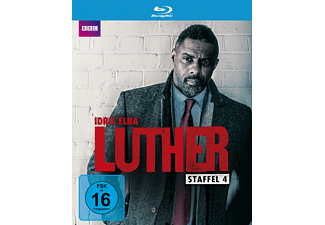 LUTHER 4.STAFFEL - (Blu-ray)