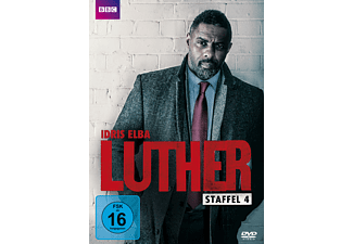 Luther - Staffel 4 - (DVD)