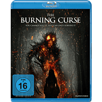 The Burning Curse [Blu-ray]