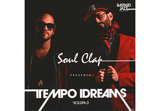 VARIOUS - Soul Clap Presents: Tempo Dreams Vol.3 - (Vinyl)