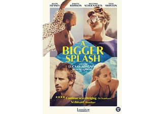 Bigger Splash DVD