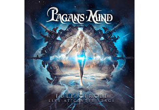 Pagan's Mind - Full Circle - (CD + DVD Video)