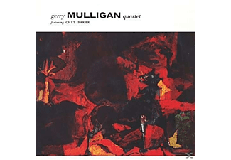 Gerry Mulligan - Gerry Mulligan Quartet (Vinyl) - (Vinyl)