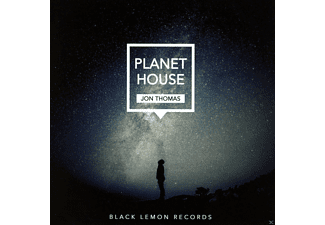 Jon Thomas - Planet House - (CD)