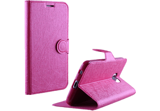 "VOLTE-TEL Θήκη Huawei P9 5.2"" Line Leather-Tpu Book Stand Pink - (5205308168895)"
