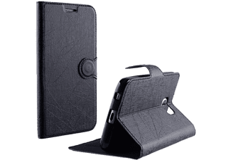 "VOLTE-TEL Θήκη LG K8 K350n 5.0"" Line Leather-Tpu Book Stand Black - (5205308168949)"