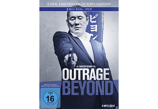 Outrage Beyond (3-Disc-Limited Collector's Edition) [Blu-ray + DVD]