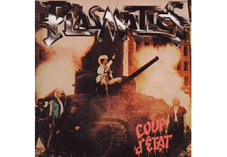 Plasmatics - Coup D'etat - (CD)
