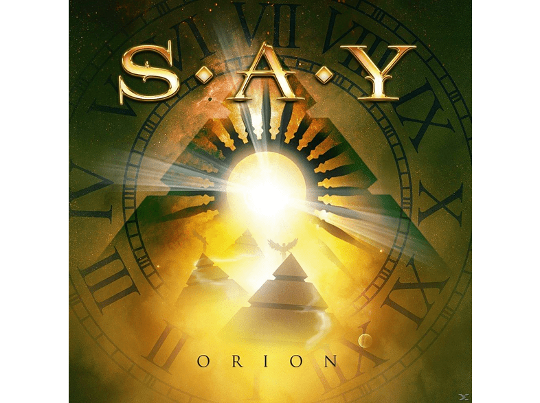 Say - Orion [CD]