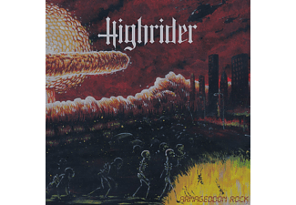 Highrider - Armageddon Rock - (CD)