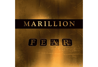Marillion - F E A R - (CD)
