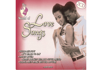 VARIOUS - Love Songs - (CD)
