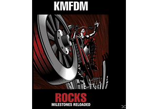 KMFDM - ROCKS-Milestones Reloaded (Special Edition) - (CD + DVD Video)
