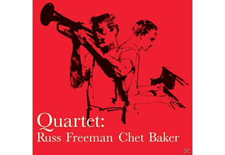 Chet Baker - Quartet With Russ Freemann+1 Bonus Track (Ltd.) - (Vinyl)