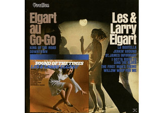 Les & Larry Big Band Elgart - Elgart Au Go-Go/Sound Of The Times - (CD)