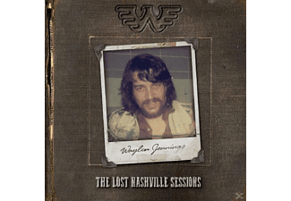 Waylon Jennings - Lost Nashville Sessions - (CD)