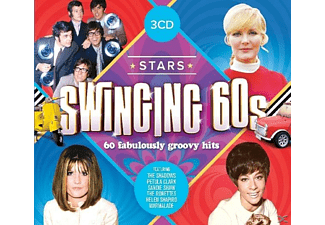 VARIOUS - Stars Of Swinging 60s - (CD)