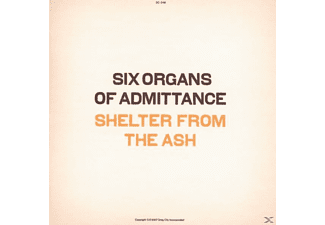 Six Organs Of Admittance - Shelter From The Ash - (CD)